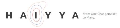 Haiyya - Logo