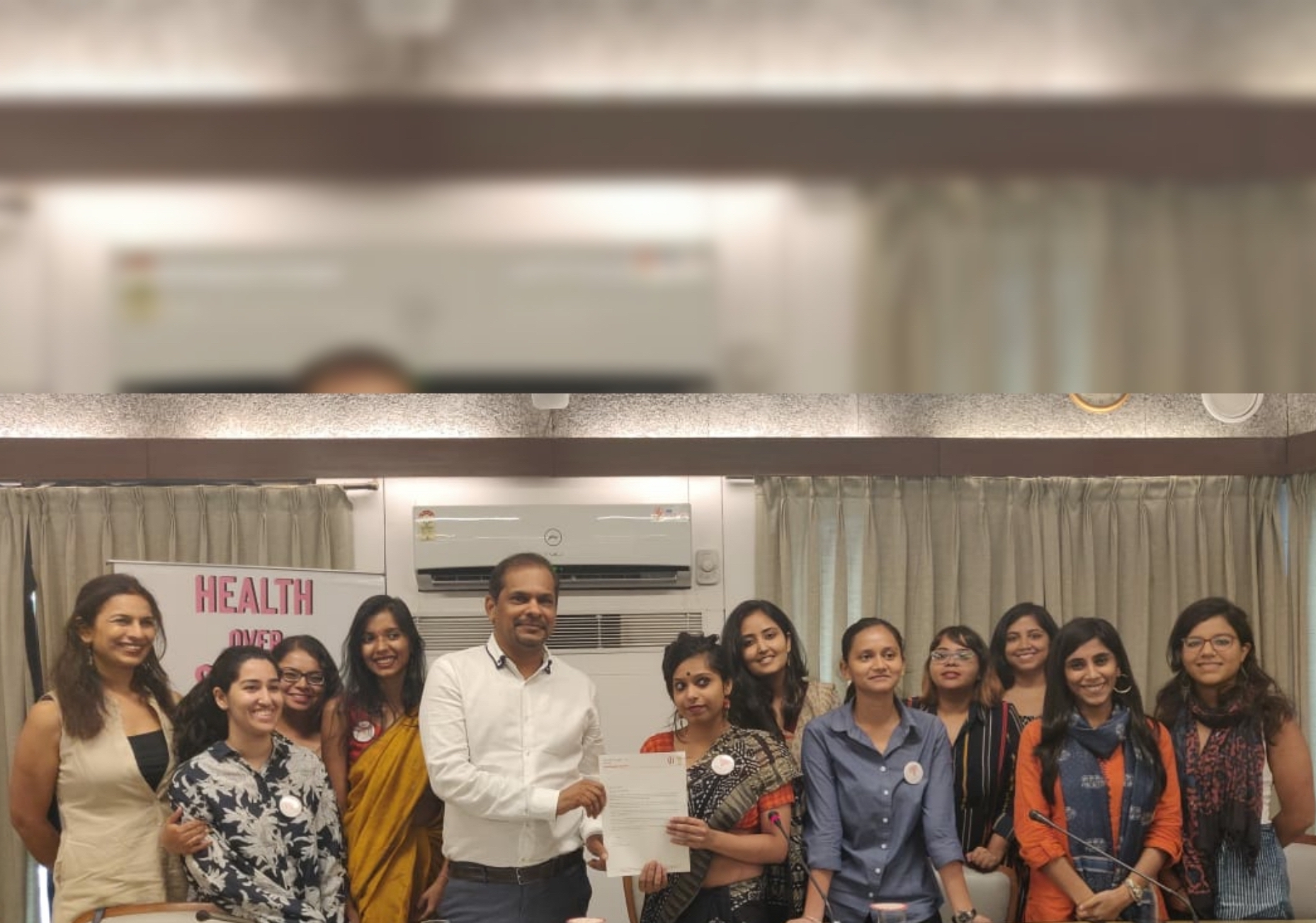Press Release: DMC, DMA commit to providing non-judgmental SRH services to unmarried women